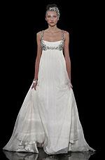 Свадебное платье, ампир