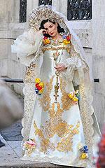 Свадебное платье, этно