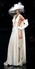 Свадебное платье, современность